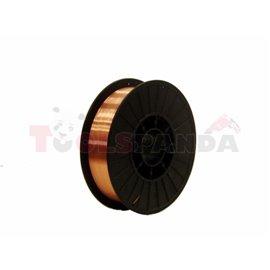Drut spaw do lutospawania CuSi3 0,8mm / szpula 5kg D200 plastik PKWiU 24.44.23.0