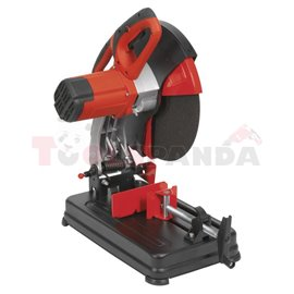 Grinder for cutting, rated power: 2480W, voltage:230V, disc diameter: 355mm,