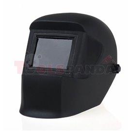 Przyłbica spawalnicza pasywna 200G BLACK ze stałym stopniem ochrony DIN 11.