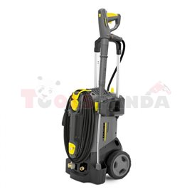 High pressure washer without water heating HD 5/15 C: class compact 500 l/hour, 200 bar, engine: single-phase