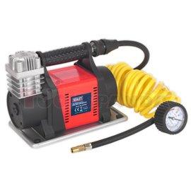 Compressor ((pl) kompresor 12v)