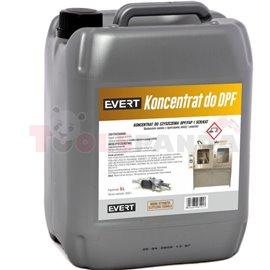 Koncentrat 5l, Płyn do mycia filtrów cząstek stałych DPF, FAP, Dodatek polepszający regenerację w myjce wodnej WASHER DPF HYDRO