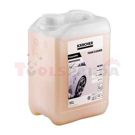 Karcher Alkaliczna piana RM 838 pojemność 3l. Do bezdotykowego czyszczenia pojazdów, suwa uporczywy tłusty brud, insekty oraz za