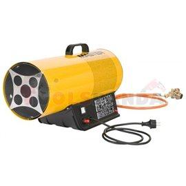 Газов отоплител с ръчно запалване и предпазен газов клапан с термодвойка, топл. и ел. мощност 10-16/0.053 kW, налягане 0.7 бара,