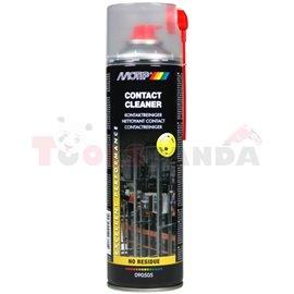 Подготовка за електрически компоненти 500мл за почистване и поддръжка, приложение: контактно почистване