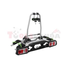 Bike holders For tow hook X CARRIER - TB-009D2 fastening For wheels and frame, number of bicycles: 2 (max. vehicle speed 120 km/