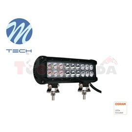 Working lamp, Osram Opto Semiconductors LED, number of diodes: 18, power max: 54W, voltage: 12/24/30V, Osram LED Inside, waterpr
