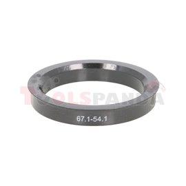 Centring ring (67,1/ 54,1, (PL) w opakowaniu 4 sztuki, cena za opakowanie)