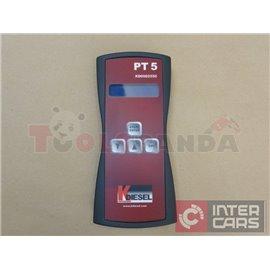 Smart tester - PT5 измерва индуктивност, съпротивление, капацитет, изолационно напрежение 300V. Подходящ за електромагнитни и пи