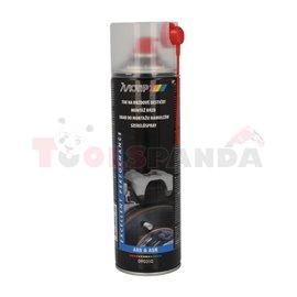 Brake system grease 500ml, (PL) zabezpieczenie przd korozją, application: cylinders, drawer slides, pistons, resistant to water