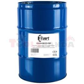 Оп. 60l, течност, почистващ препарат за части, CLEAN MULTI PROFESSIONAL обезмаслител, почти без мирис, на базата на ароматизиран