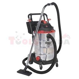 SEALEY прахосмукачки мокро и сухо 60л 1600W/230V