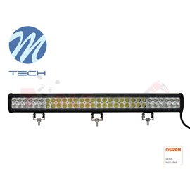 Working lamp, Osram Opto Semiconductors LED, number of diodes: 60, power max: 180W, voltage: 12/24/30V, Osram LED Inside, waterp