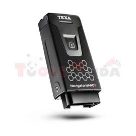 TEXA NAVIGATOR NANO S версия 3- диагностичен интерфейс за РС / лаптоп (без софтуер)