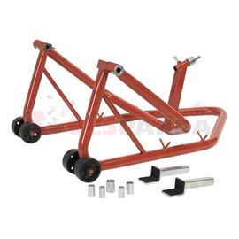 SEALEY Мото, мотоциклети Повдигнете главата рамка (база) + една допълнителна възможност за подкрепа на задното колело