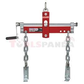 Crane stabiliser, lifting capacity: 680kg (2 chains 4 hooks)