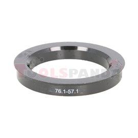 Centring ring (76,1/ 57,1, (PL) w opakowaniu 4 sztuki, cena za opakowanie)