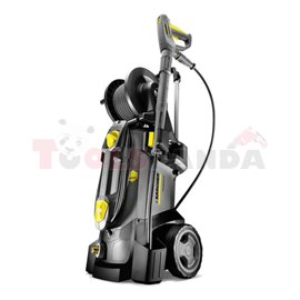 High pressure washer without water heating