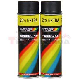 Primer control, black, 0,5l, application: (PL) aerozol