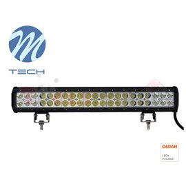 Working lamp, Osram Opto Semiconductors LED, number of diodes: 42, power max: 126W, voltage: 12/24/30V, Osram LED Inside, waterp
