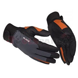 1 чифт, Защитни ръкавици, GUIDE 775W, кожа, размер: 9 / L, изолирани,