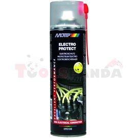 Подготовка за електрически компоненти 500мл за почистване и поддръжка, защита от влага, приложение: контактно почистване