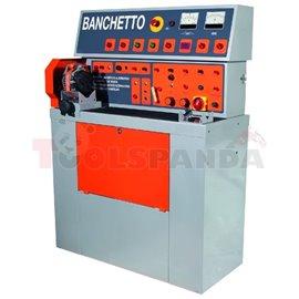 SPIN Stanowisko do testowania alternatorów i rozruszników BANCHETTO PLUS z płynną regulacją obrotów i funkcją badania osprzętu e