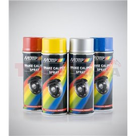Paint yellow (0,4 l,) (PL) do zacisków, gloss, application: (PL) aerozol