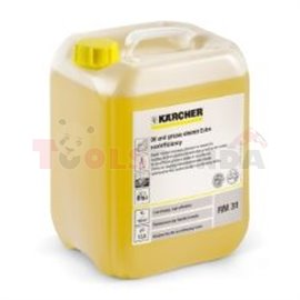 KARCHER RM 31 ASF eco!efficiency – aktywny, alkaliczny środek czyszczący, 10 l, zalecany do myjek zimnowodnych