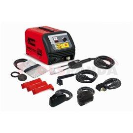 Индукционен нагревател, който служи за бързо нагряване на метали чрез индукционен метод. Улеснява и демонтажа на заяли болтове и