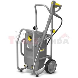 High pressure washer without water heating HD 6/15 Cage: class middle 560 l/hour, 150 bar, engine: single-phase, rotating nozzle