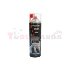 Copper grease 500ml spray, (PL) redukuje tarcie, application: metal parts, resistant to high temperatures (up to 1,100°C)