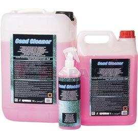 Течност за почистване на кондензатори (5л.) Премахва замърсявания, като прах, масло и др. Подобрява работата на кондензатора.