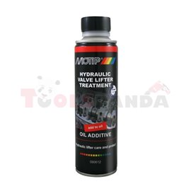Engine oil additive 300ml, application: hydraulic tappets, silent work, sufficient for 6L of oil