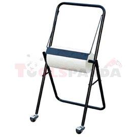 Стелажи и дръжки за закрепване на кърпа за почистване (кърпа за почистване и хартия, метална стойка за хавлиени кърпи, тегло: 2,