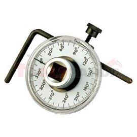 Индикатор за измерване на ъгъла на затягане