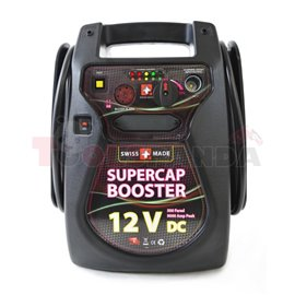 Batteryless starting device model: C16, voltage: 12V, cCA: 1800A, max. cranking ampere: 9000A, weight: 9,5 kg, the device featur