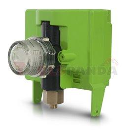 Идентификатор на охлаждащия агент за охлаждащи системи на R134a и R1234yf за климатични машини: KONFORT 707R/715R . Идентификато
