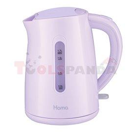 Кана електрическа HOMA HK-4860 виолет
