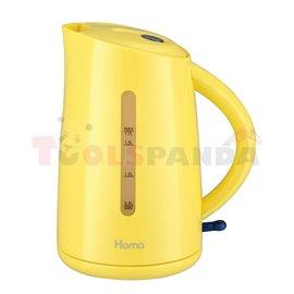 Кана електрическа HOMA HK-4870 жълт