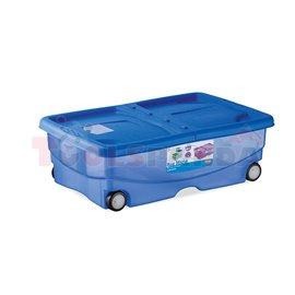 Кутия Stefanplast Stefanbox Mario Trendy с колелца