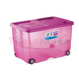 Кутия Stefanplast Stefanbox Vasco Trendy с колелца