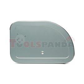 Кутия за хляб Brabantia Roll Top Metallic Mint