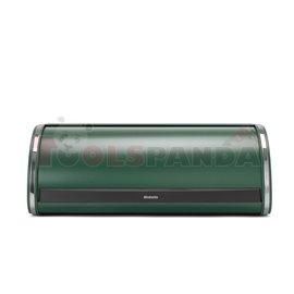 Кутия за хляб Brabantia Roll Top Pine Green