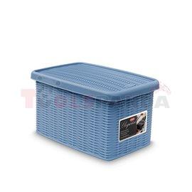 Универсална кутия Stefanplast Elegance S, синя