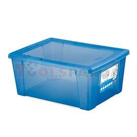 Универсална кутия Stefanplast Visual Box XL, 15L, синя