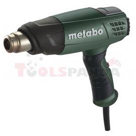 Пистолет за горещ въздух 1600W METABO H 16-500