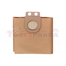 Филтър хартиен 32 L за прахосмукачка ASA 32/ASA 1202 (5 бр.)