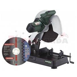 Ъглошлайф стационарен ø355mm 2300W METABO CS 23-355 + диск