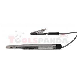 Авто-тестер метален 6-24V | Topmaster Pro
